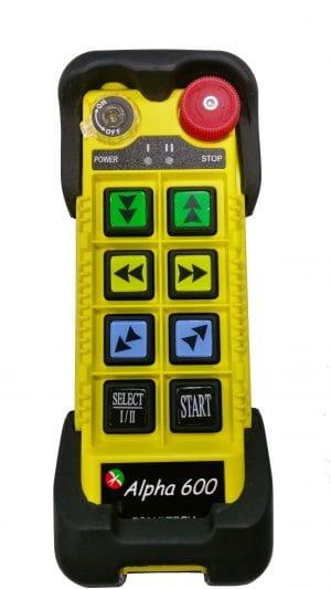 607BT Industrial remote control