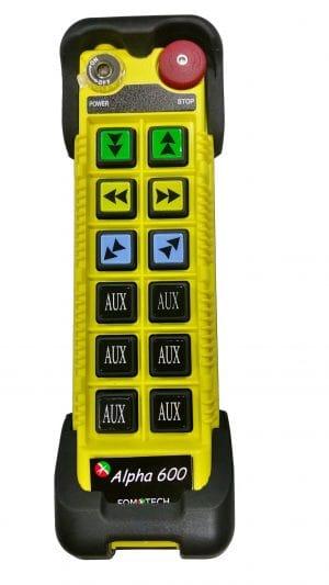 612D Industrial remote control
