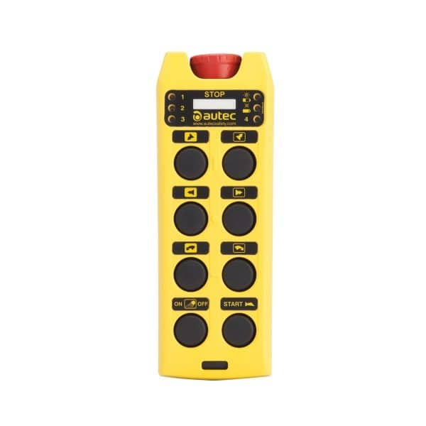A8 multi-function pushbutton transmitters