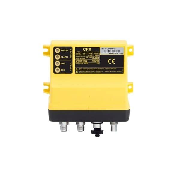 Industrial remote control receiving unit